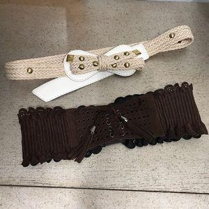 Accessories - 🖤Boho Belt Bundle🖤